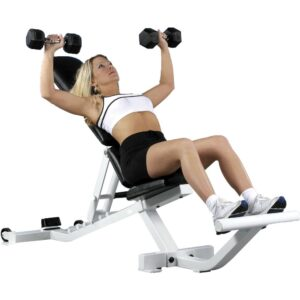Pro Maxima PL123 Adjustable Power Bench