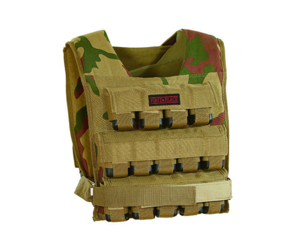 Weighted Vest (camo)