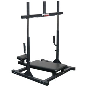 Vertical Leg Press By Titan Fitness