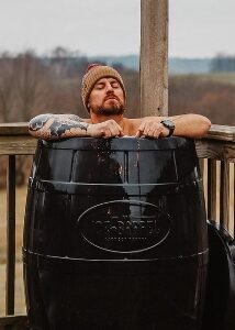 therapy ice barrel